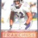 2006 Fleer Franchise Ray Lewis #TF-RL Ravens