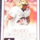2006 Fleer Futures Rookie Andre Hall #104 Buccaneers