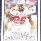 2006 Fleer Futures Rookie Aston Youboty #107 Bills