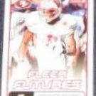 2006 Fleer Futures Rookie Brandon Williams #111 49ers