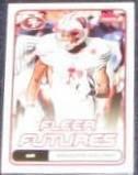 2006 Fleer Futures Rookie Brandon Williams #111 49ers