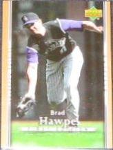 2007 UD First Edition Brad Hawpe #205 Rockies