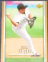 2007 UD First Edition Dan Uggla #210 Marlins