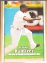 2007 UD First Edition Hanley Ramirez #211 Marlins