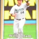 2007 UD First Edition Josh Willingham #214 Marlins