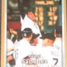 2007 UD First Edition Anibal Sanchez #215 Marlins