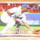 2007 UD First Edition Wilson Betemit #227 Dodgers