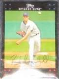 2007 Topps Rich Hill #41 Cubs