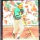 2007 Topps Mike Piazza #53 Athletics