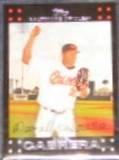 2007 Topps Daniel Cabrera #54 Orioles