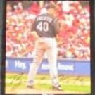 2007 Topps Brian Fuentes #57 Rockies