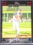 2007 Topps Jake Westbrook #72 Indians