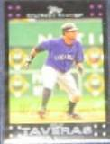 2007 Topps Willy Taveras #94 Rockies