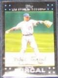 2007 Topps Rafael Furcal #95 Dodgers