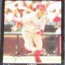 2007 Topps Aaron Rowand #110 Phillies