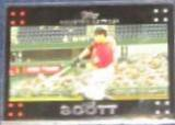 2007 Topps Luke Scott #122 Astros