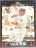 2007 Topps Daryle Ward #126 Cubs