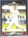 2007 Topps Gary Sheffield #133 Tigers