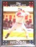 2007 Topps Trot Nixon #142 Red Sox