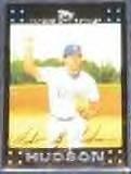 2007 Topps Luke Hudson #146 Royals