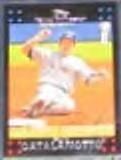 2007 Topps Frank Catalanotto #174 Rangers
