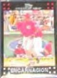 2007 Topps (Red Back) Edwin Encarnacion #194 Reds