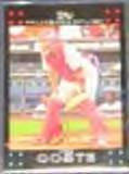2007 Topps Chris Coste #217 Phillies