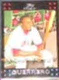 2007 Topps (Red Back) Vladimir Guerrero #300 Angels