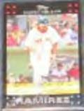 2007 Topps Manny Ramirez #315 Red Sox