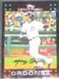2007 Topps Magglio Ordonez #320 Tigers