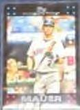 2007 Topps (Red Back) Joe Mauer #325 Twins