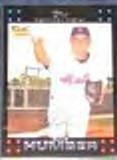 2007 Topps Rookie Philip Humber #277 Mets