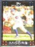 2007 Topps Rookie Scott Moore #278 Cubs