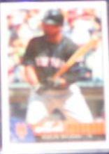 2007 Fleer Carlos Delgado #135 Mets