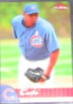 2007 Fleer Mini Carlos Zambrano #267 Cubs
