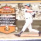 2007 Fleer Crowning Achievement Derek Jeter #CA-DJ
