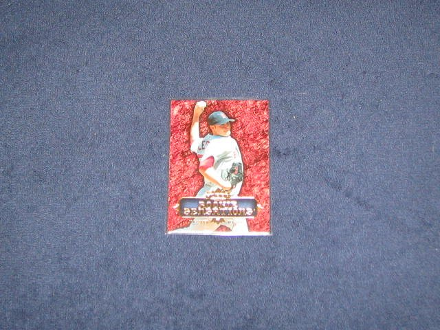 2007 Fleer Rookie Sensations Jon Lester #RS-JL Red Sox
