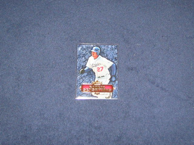 2007 Fleer Rookie Sensations Matt Kemp #RS-MK Dodgers