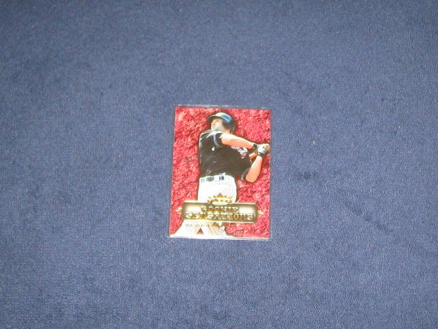 2007 Fleer Rookie Sensations Conor Jackson #RS-CJ