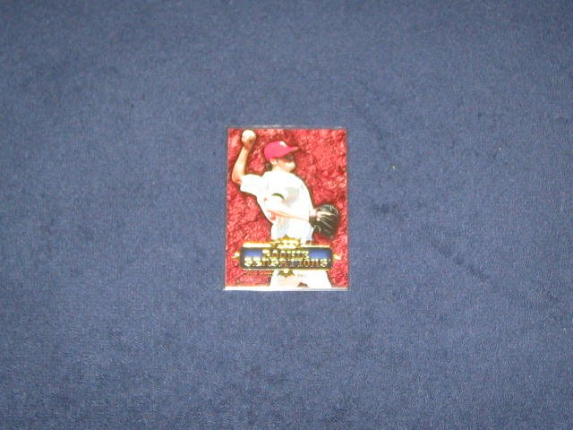 2007 Fleer Rookie Sensations Cole Hamels #RS-CH