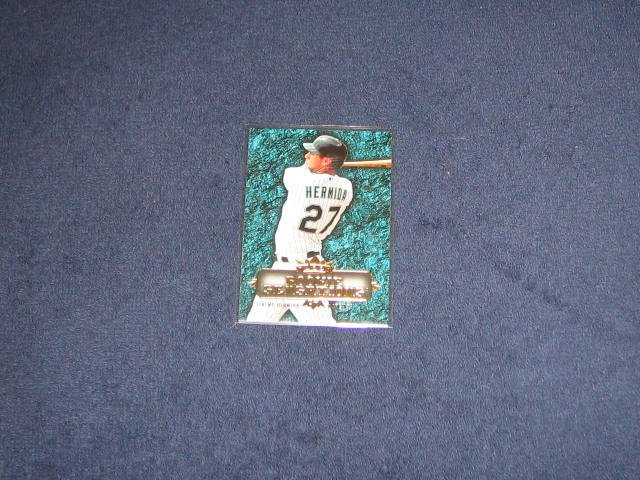 2007 Fleer Rookie Sensations Jeremy Hermida #RS-JH