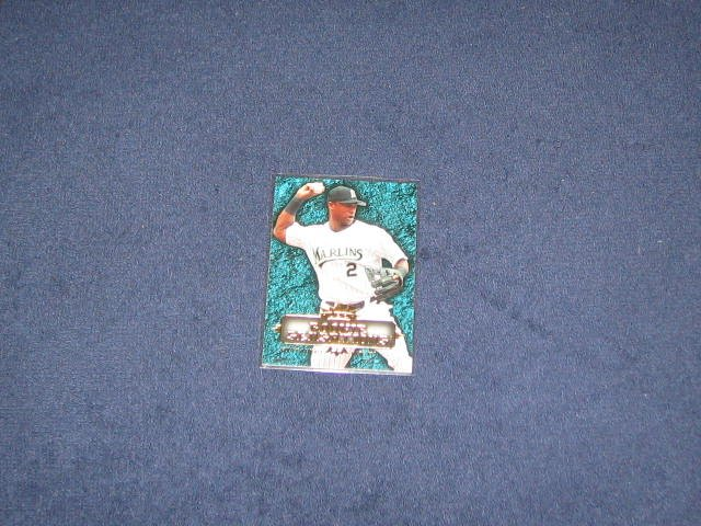 2007 Fleer Rookie Sensations Hanley Ramirez #RS-HR
