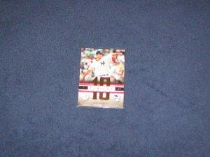 2007 Fleer Perfect 10 Mike Mussina #PA-MM Yankees