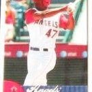 2007 Fleer Howie Kendrick #182 Angels