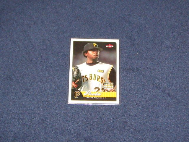 2007 Fleer Rookie Shane Youman #355 Pirates