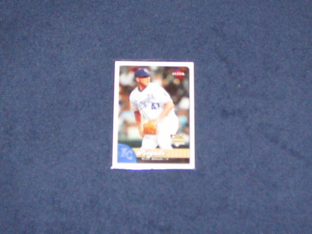 2007 Fleer Rookie Ryan Braun #346 Royals
