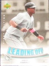 2007 UD First Edition Leading Off Hanley Ramirez #LO-HR