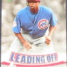 2007 UD First Edition Leading Off Juan Pierre #LO-JP