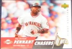 2007 UD First Edition Pennant Chasers Ray Durham