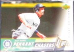 2007 UD First Edition Pennant Chasers Raul Ibanez